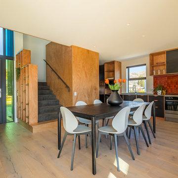 Contemporary Holiday Home Design - Wanaka