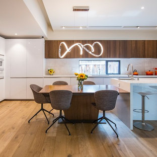 75 Most Popular Kitchen With White Appliances Design Ideas For 2019