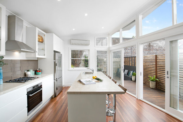 Contemporary Kitchen by Pilcher Residential