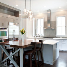 Contemporary Kitchen by Riverside Designers