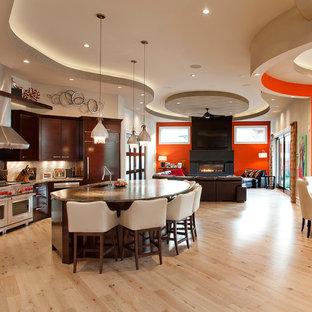 Contemporary Interior spaces