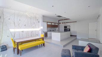 Contemporary Kitchen 106