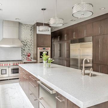 Contemporary Kitchen #8 Ocean NJ