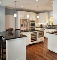 contemporary kitchen by Hatfield Builders & Remodelers