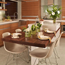 Contemporary Kitchen by Alicia Interiors