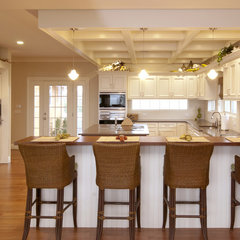 contemporary kitchen by AMI Designs