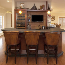 Traditional Kitchen Contemporary Kitchen
