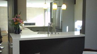 Contemporary Kitchen & Bath Remodel