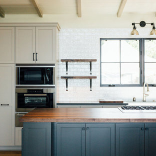Contemporary Kitchen and Bath Remodel