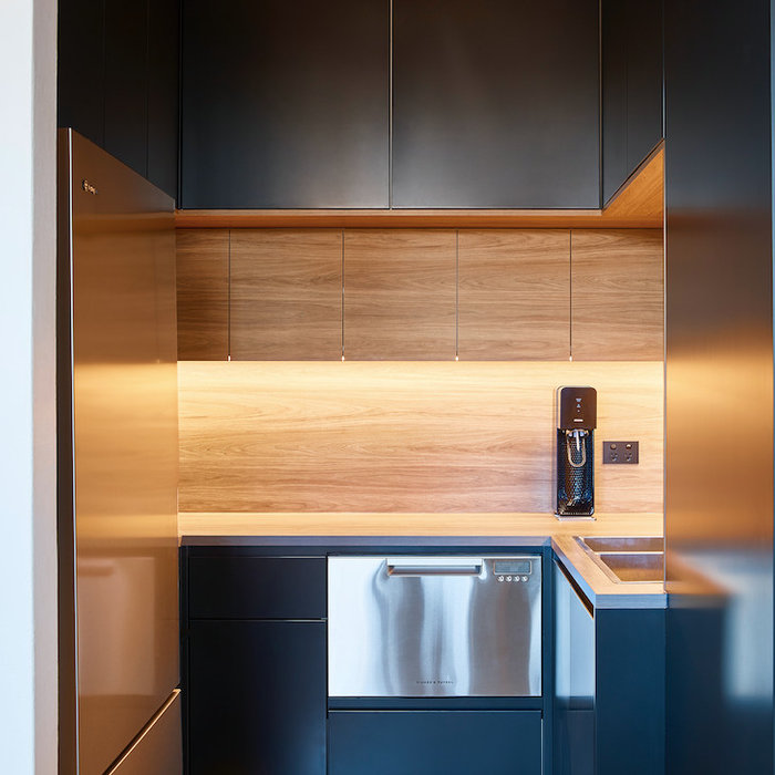 Example of a kitchen design in Sydney
