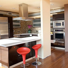 Contemporary Kitchen by ANDERN DESIGN COMPANY