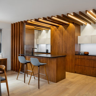 75 Beautiful Wood Ceiling Kitchen Pictures Ideas March 2021 Houzz