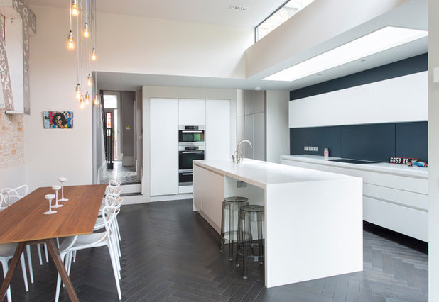 Architecture 8 of the best kitchen extensions on for New kitchen london