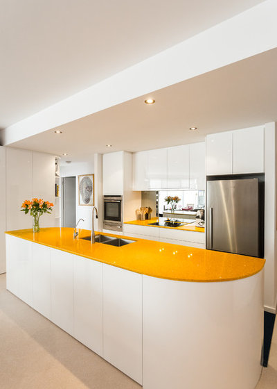 Contemporary Kitchen by Australian Kitchens