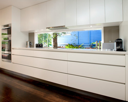 kitchen design ideas renovations amp photos with brown