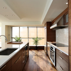 contemporary kitchen by Wintrup Developments