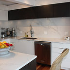 The Wave House Contemporary Kitchen Vancouver By