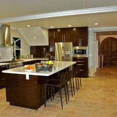 Contemporary Kitchen by Ayelet Designs