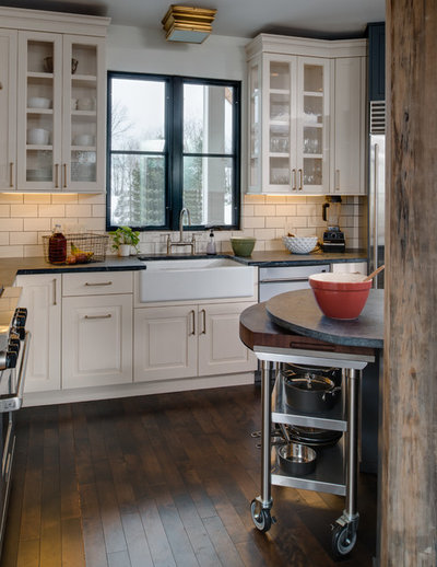 Fancy Contemporary Kitchen Contemporary Kitchen