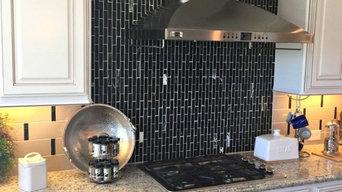 Contemporary Kitchen Backsplash