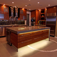 Contemporary Kitchen by BeautifulRemodel.com