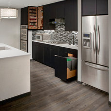 Contemporary Kitchen by Custom Cupboards
