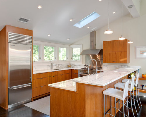 Two Level Countertop | Houzz