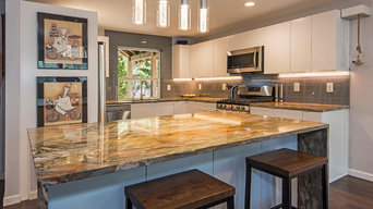 Contemporary Kitchen - Bend, OR