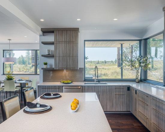 Kitchen Corner Shelf | Houzz
