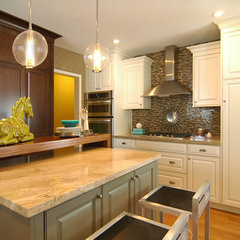 contemporary kitchen by Benedict August