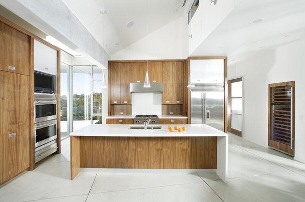 Contemporary Kitchen by Benning Design Associates