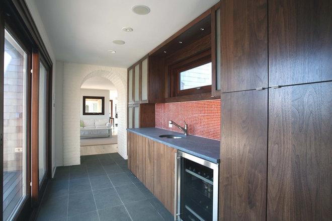 Contemporary Kitchen by BERG DESIGN ARCHITECTURE