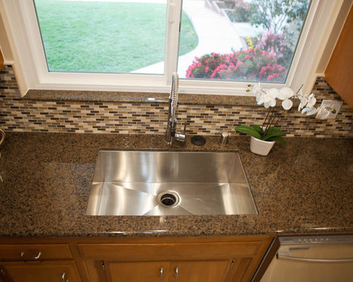 Tropical Brown Granite Houzz