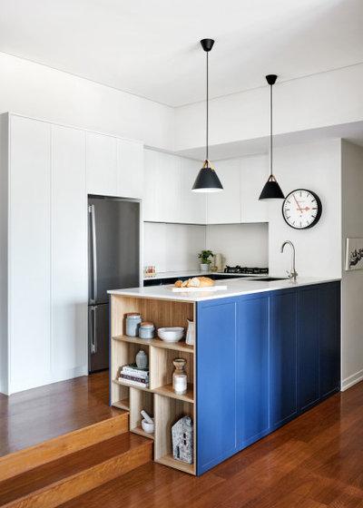 Современный Кухня by Cosentino Australia