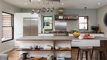 Contemporary Kitchen - (Boston, MA)