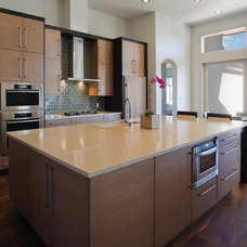 Contemporary Kitchen by Brooke B. Sammons