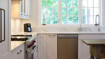 Contemporary Kitchen by DesignLine Home Transformations of Richmond, VA