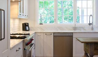 Contemporary Kitchen by DesignLine Home Transformations of Richmond, VA