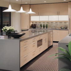 Contemporary Kitchen by Carson Poetzl, Inc.