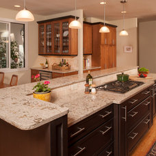 Contemporary Kitchen by Bill Cederberg