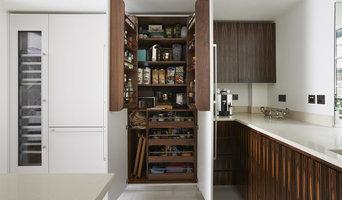 Contemporary kitchen, Chelsea