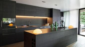 Contemporary Kitchen - Cheshire