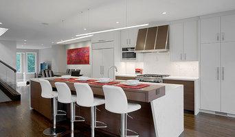 Contemporary Kitchen- Chicago Lincoln Park