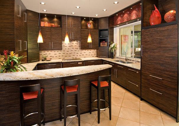 Contemporary Kitchen by Chimera Interior Design