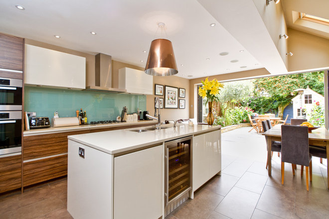 Contemporary Kitchen by Chris Snook