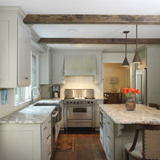 Contemporary Kitchen by Clark & Zook Architects, LLC