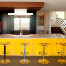 Contemporary Kitchen by Claudio Santini