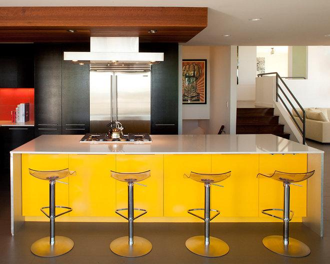 Contemporary Kitchen by Claudio Santini