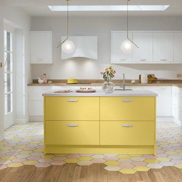 Contemporary Kitchen - Contour Kitchen