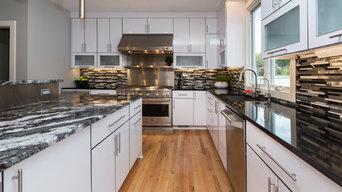 Contemporary Kitchen Conversion